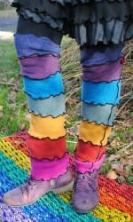 Velvety Rainbow